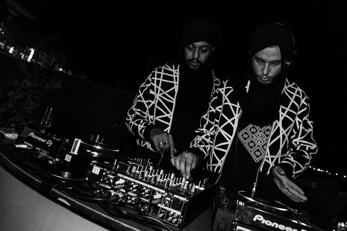 Evénement TFWA Cannes 2015 DJs