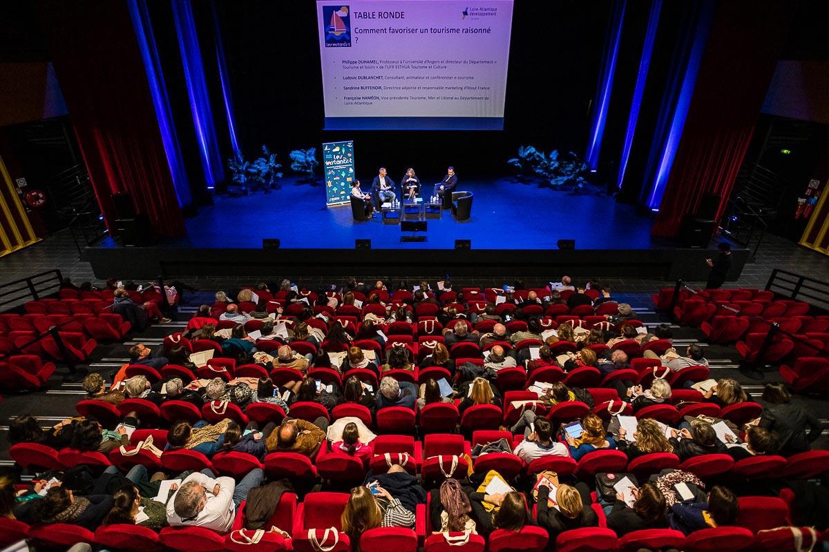 événement amphithéâtre Loire Atlantique Développement
