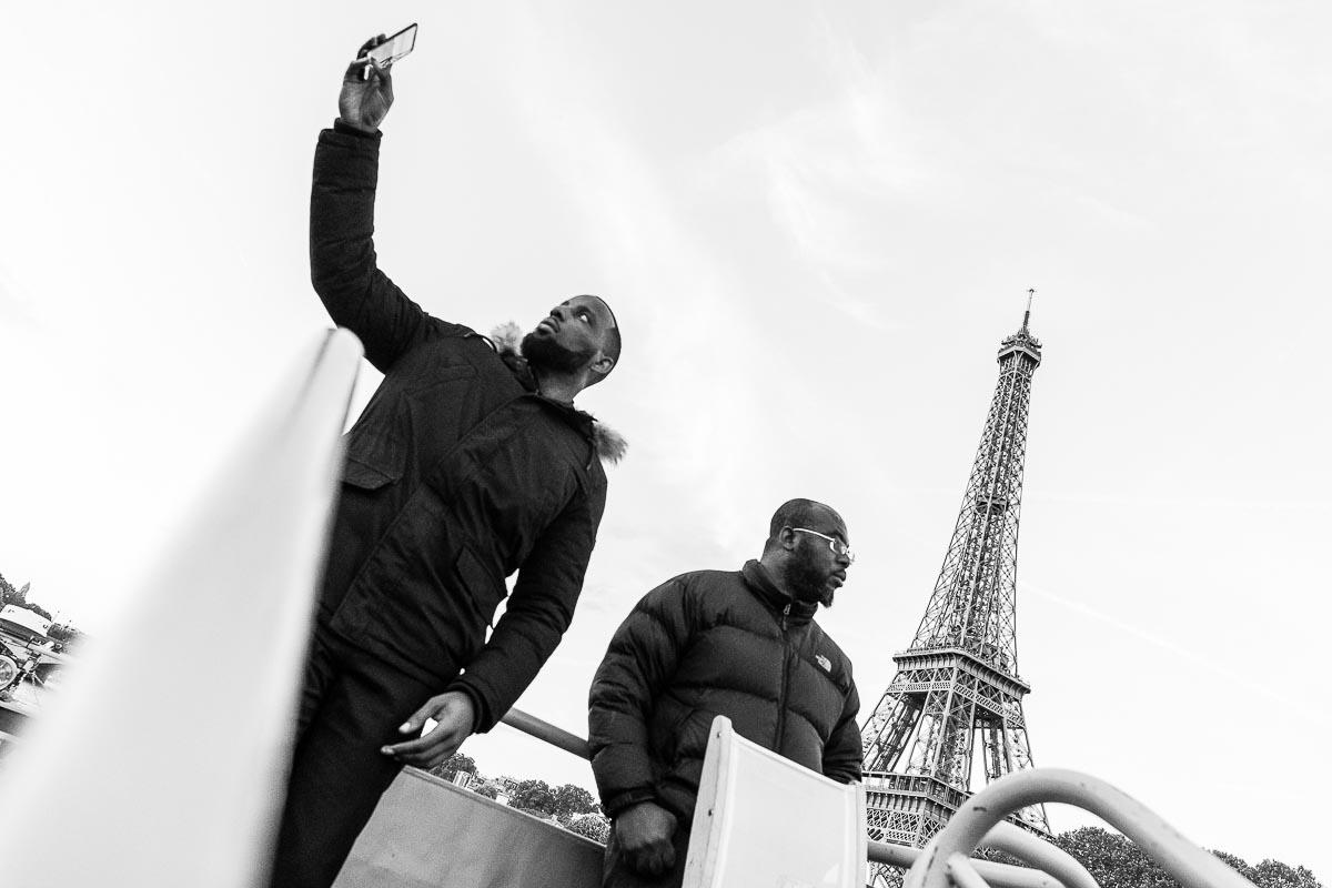 événement péniche selfie tour eiffel paris