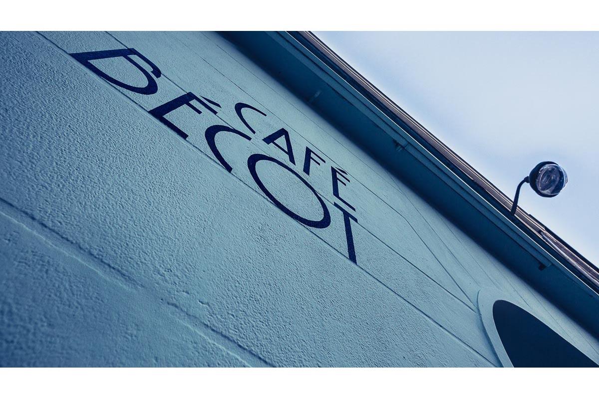 Devanture Café Bécot