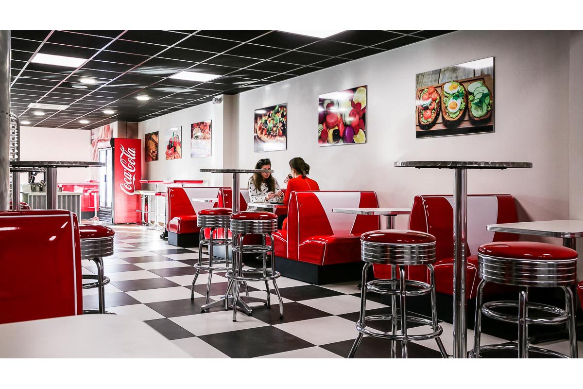 Café restaurant boulangerie Nowak