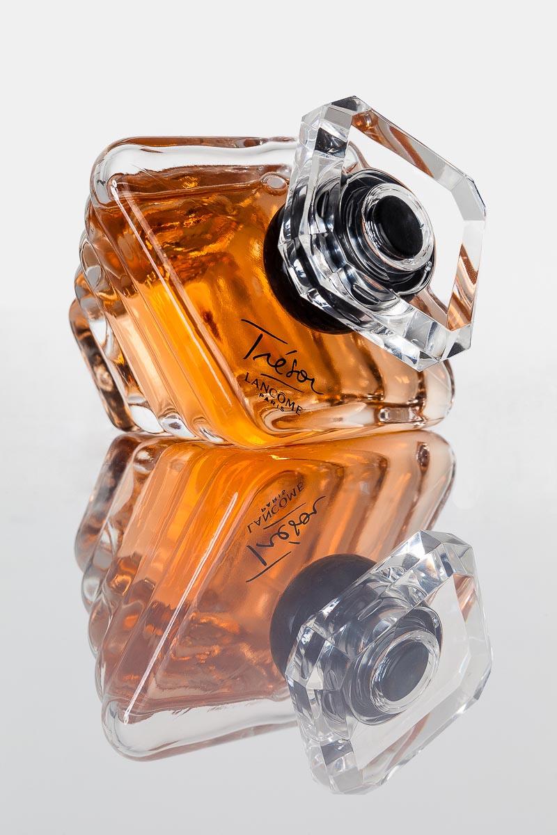 Packshot parfum Trésor