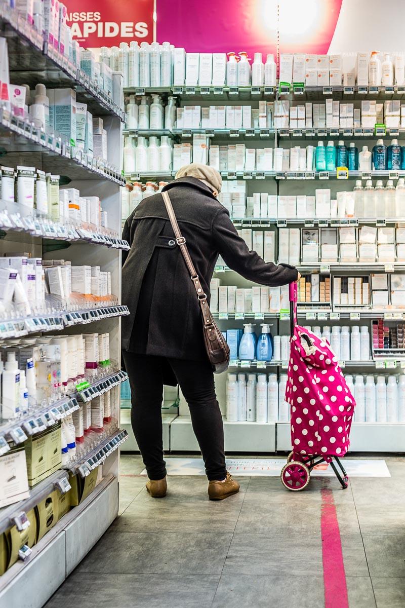 Pharmacie de Paris choix médicament