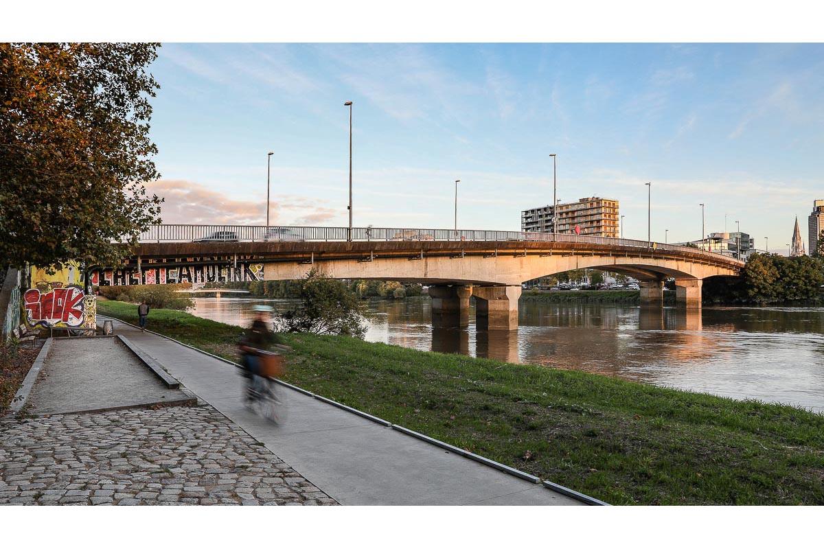Pont Haudaudine Nantes