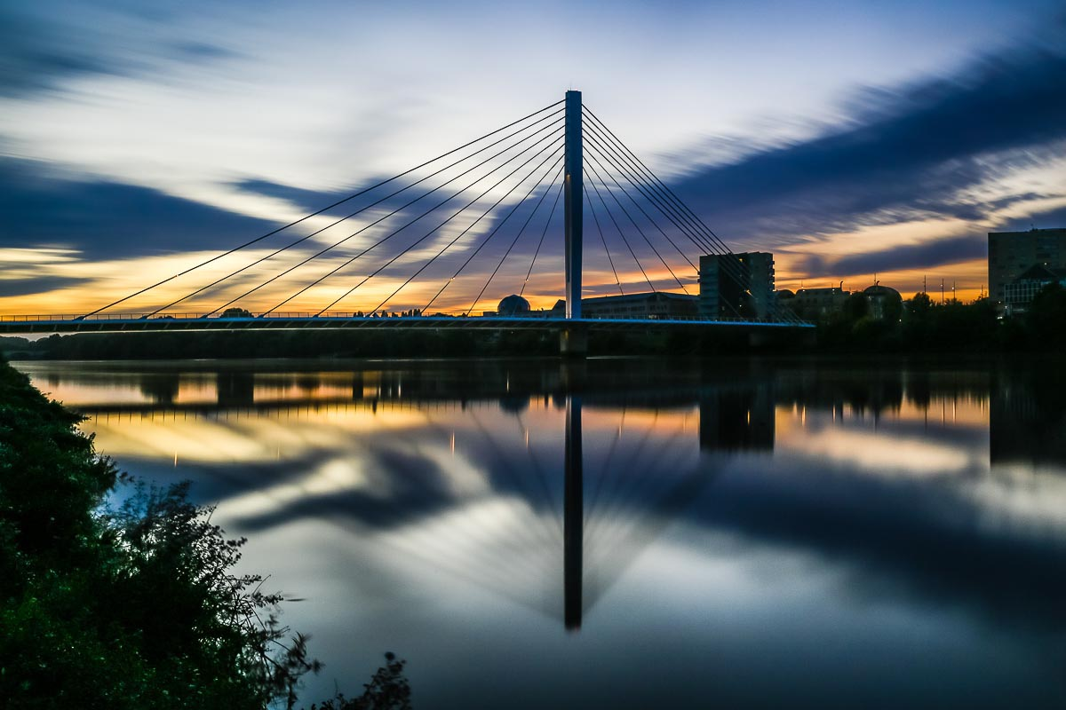 Pont Eric Tabarly Nantes