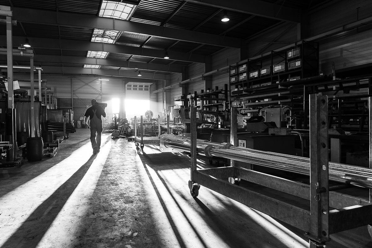 Reportage usine TMC innovation