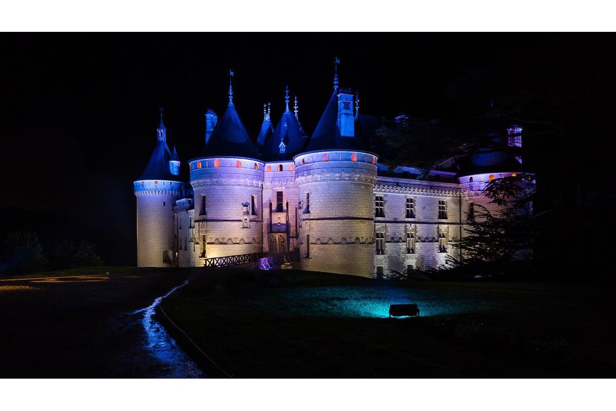 Reportage Chateau Chaumont sur Loire